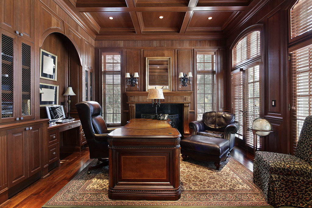 royal staging provides a coporate redesign service for office and business in the montreal area royal home office decorating